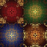 Retro backgrounds Stock Images