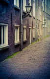 Retro Backstreet Royalty Free Stock Images