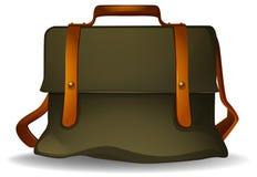 Retro Bag Stock Photo