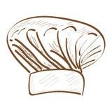 Retro bageriprodukt Arkivfoto