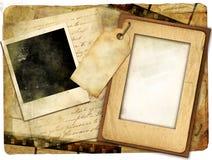 retro bakgrund arkivbild