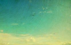 Retro bakgrund Arkivfoton