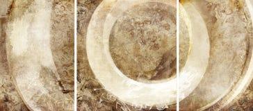 retro bakgrundsinstrumentmusikal Royaltyfria Bilder