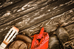 retro bakgrundsmusik Fotografering för Bildbyråer