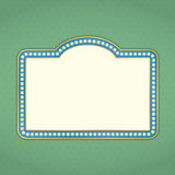 Retro Banner Royalty Free Stock Images