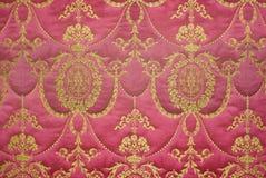 Retro barok tapijtwerk Stock Foto