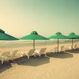 Retro Beach Royalty Free Stock Image