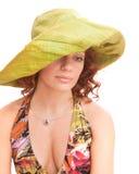 Retro beauty Royalty Free Stock Photo