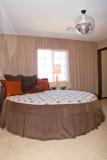 Retro Bedroom Royalty Free Stock Photography