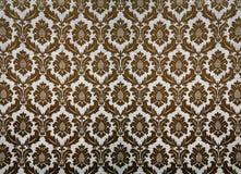 Retro behang Stock Fotografie