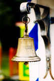 Retro bell Royalty Free Stock Photos