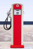 Retro benzinestation Stock Fotografie