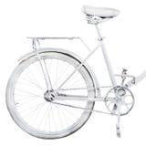 Retro bici Fotografia Stock