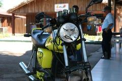 Retro bici Immagine Stock