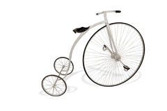 Free Retro Bicycle Stock Photo - 1604770