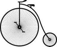 Retro bicycle. Stock Photo