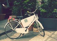 Retro-bicycle Royalty Free Stock Image