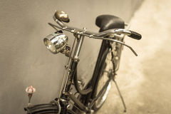 Retro bicycle Royalty Free Stock Photography