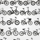 Retro bike background Stock Images