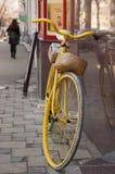 Retro bike Royalty Free Stock Image