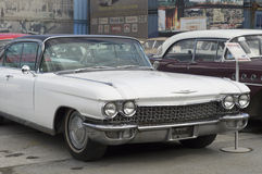 Retro bil Cadillac Fleetfood S62 Arkivfoto