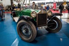 Retro bil Lancia Lambda Serie 8, torped, 1928 Arkivfoto