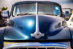 Retro bil, Morris Fotografering för Bildbyråer