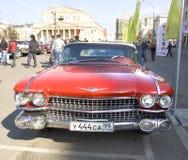 Retro bilCadillac eldorado Royaltyfri Foto