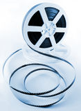 retro biofilm royaltyfria bilder