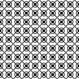 Retro black and white wire seamless background Stock Photo