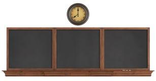 Retro blackboard Obraz Royalty Free