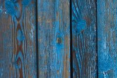 Retro- blaue erblassende Beschaffenheit Stockfotografie