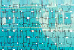 Retro- blaue portugiesische Fliesen Lizenzfreie Stockfotos