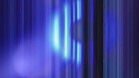 Retro- Blaulichtlinien belebt lizenzfreie abbildung