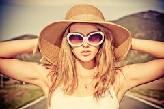 Retro- Blick Lizenzfreie Stockfotos