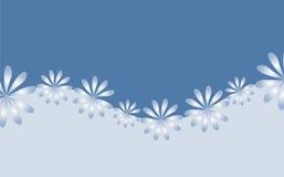 Retro bloemen vector illustratie