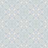 Retro blue pattern Royalty Free Stock Photo