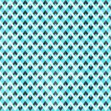 Retro blue seamless pattern Stock Images