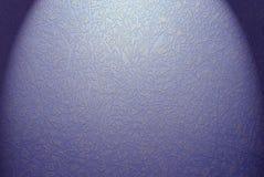 Retro blue wallpaper Stock Photography