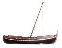 Retro boat Royalty Free Stock Photography