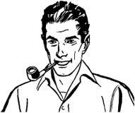 Retro Bob vector illustration