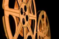 Retro bobine di pellicola Fotografia Stock Libera da Diritti