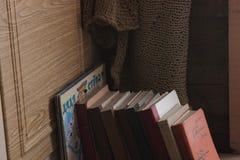 Retro boek Royalty-vrije Stock Foto