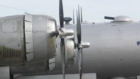Retro bombowiec silniki zbiory wideo