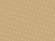 Retro Bonnie Star Field. Offset four point retro star background in harvest gold, old gold, and soft brown Royalty Free Stock Photos