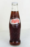 Retro bottiglia di pepsi-cola Fotografie Stock