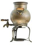Retro brass samovar Royalty Free Stock Photography