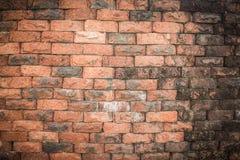 Retro brick background Stock Images