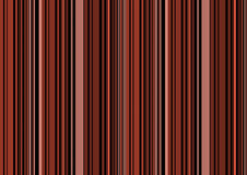 Retro brown striped background Stock Image
