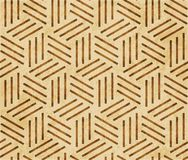 Retro brown watercolor texture grunge seamless background 3D lin Royalty Free Stock Image